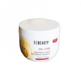 Крем для тела BeBeauty oil care 300 мл (877)